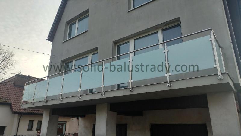 Balustrady Nierdzewne Balkonowe I Tarasowe W Warszawie Rembertów